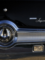 Gift to Pope Paul VI from Chrysler Corp, a 1966 Chrysler LeBaron Crown Imperial