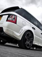Kahn LE Range Rover Sport rear right view