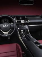 2014 Lexus IS 350 F Sport dashboard