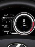 Technified Speedometer
