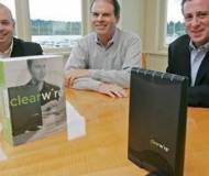 The clearwire modem