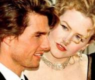 Nicole and Tom cruise