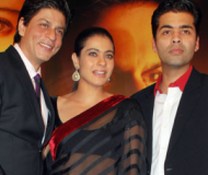 SRK with other actors