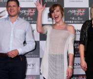 Resident Evil: Afterlife press conference