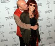 Christian Louboutin and Patricia Fields