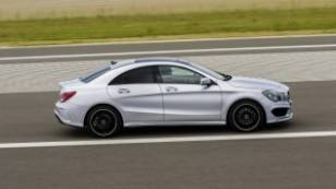 $29,900 Mercedes-Benz CLA250