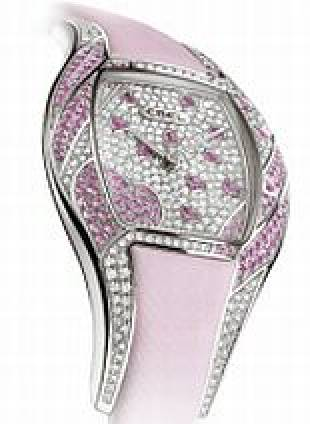 Moon Chic Coeur Diamond Watch by Ebel