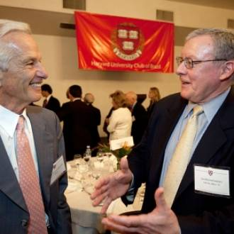 Jorge Paulo Lemann and James F. Rothenberg