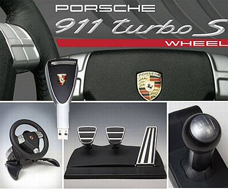 fanatec porsche 911 turbo s wheel