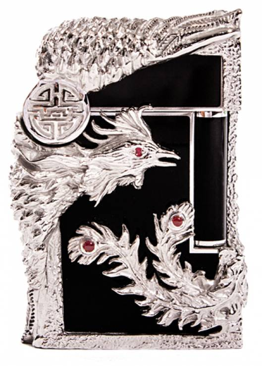 New S.T. Dupont Limited Release: Phoenix Black Lighter