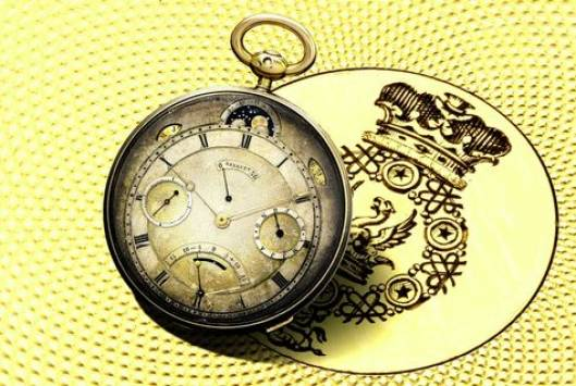 Breguet buys $1.12 million pocket watch