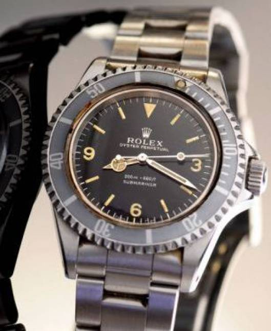 Rolex watch sells at auction for record breaking £82,000
