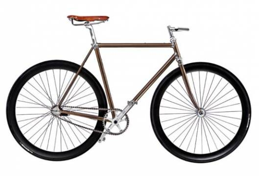 Italia Veloce's tailored bike is a work of Italian handcraftsmanship