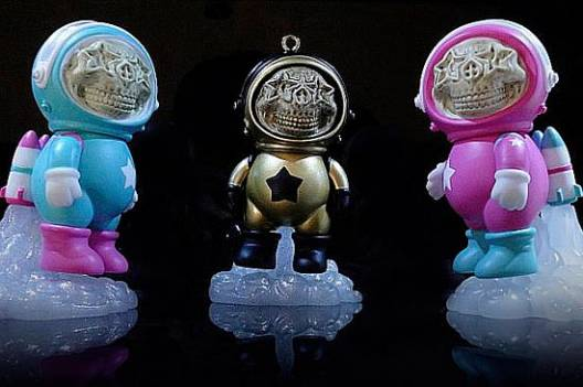 Chris Brown teams-up with Ron English to create limited edition collectible toy series