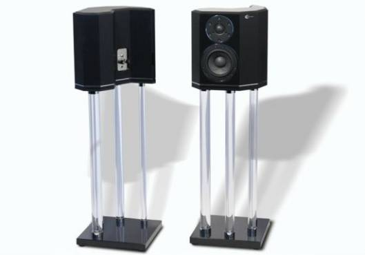 Crystal Cable Arabesque Mini Loudspeakers cost $25,000 a pair