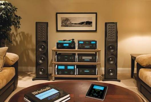 $150,000 McIntosh X John Varvatos Custom Built SoHo Audio System up for auction