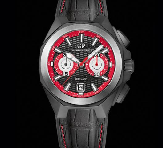 Girard-Perregaux Chrono Hawk Only Watch is a statement bold horological craftsmanship