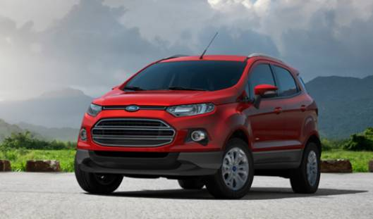 2013 Ford EcoSport is the mini SUV all set to rule the Indian roads