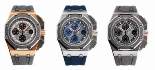 Audemars Piguet teams up with Michae
