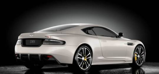 Aston Martin's DBS Ultimate