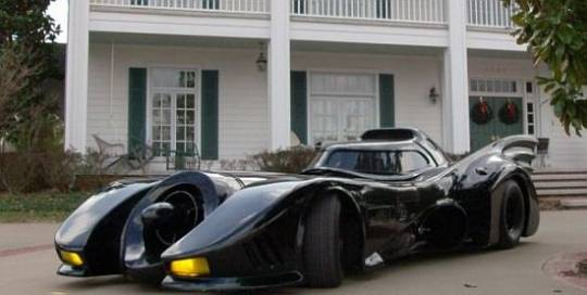 Original 1989 Batmobile