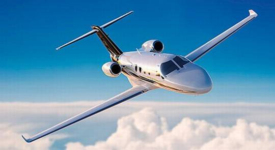 Cessna Citation M2 light business jet
