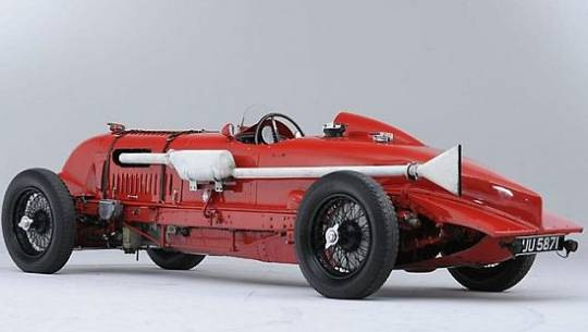 1929-32 Bentley single seater