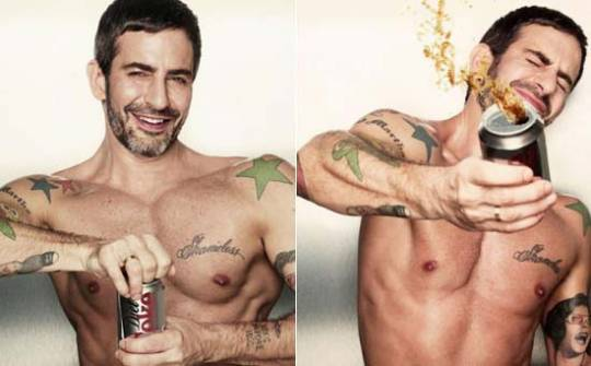 Marc Jacobs' Diet Coke's New Creative Director