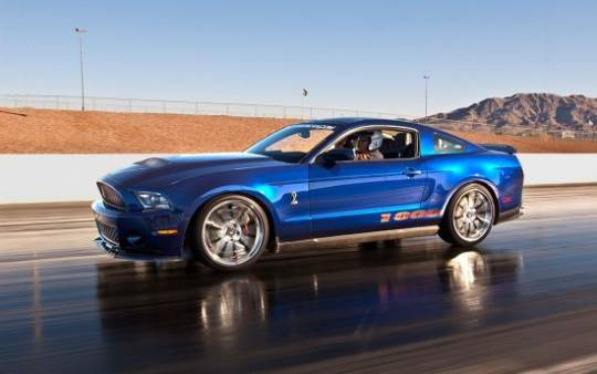 Powerful Shelby 1000