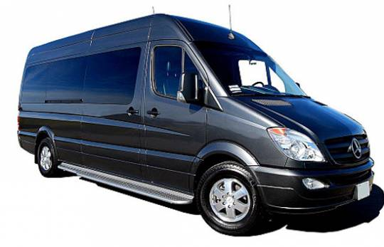 Becker JetVan's Mercedes-Benz Sprinter