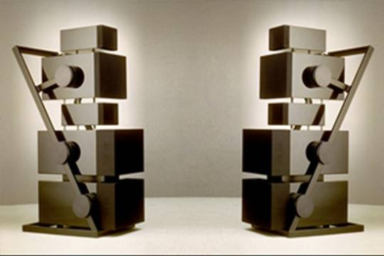 Goldmund 25th anniversary edition speakers