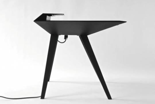 David HSU's Hi-Tech Carbon Desk 117