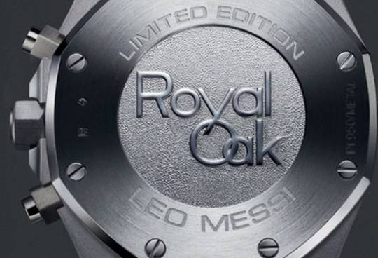 No.10 Royal Oak Leo Messi Watch