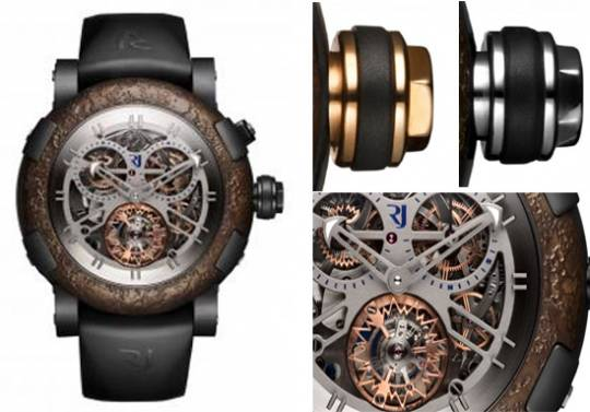 Romain Jerome Titanic DNA chrono tourbillon watch