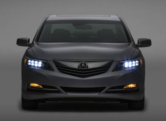 Acura RLX Jewel Lights