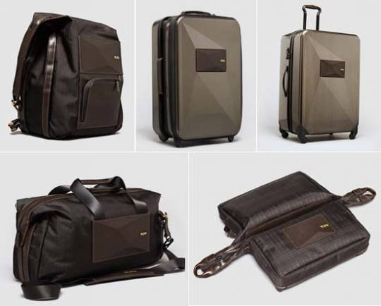 DROR FOR TUMI transforming luggage