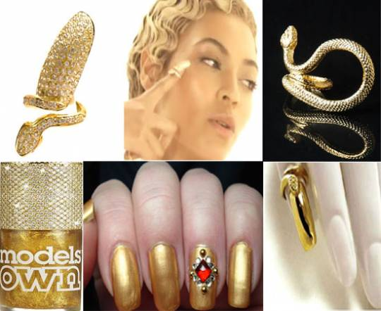 Most expensive nail art
