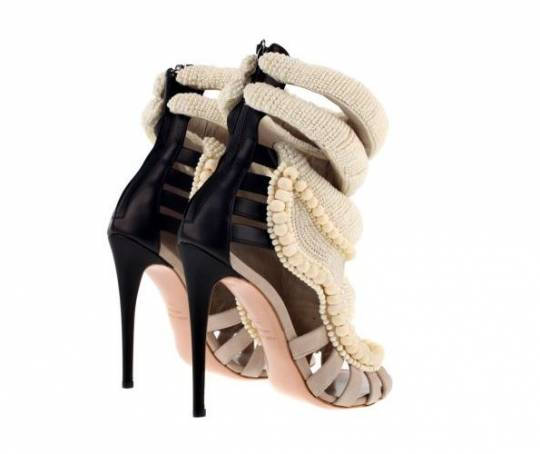 Kayne West-GZ designer high heels