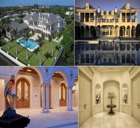 Palm Beach Mansion 2