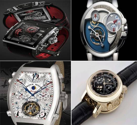 Christie's Spring 2012 most important watches auction