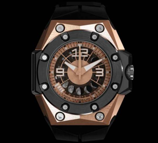 Linde Werdelin Oktopus II Moon Watches