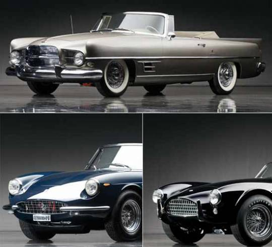 The Don Davis Car collection to be auctioned by RM Auctions on April 27