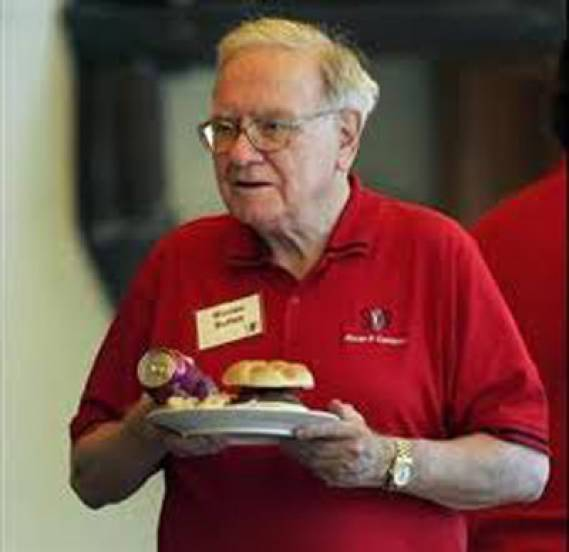 Lunch with buffett