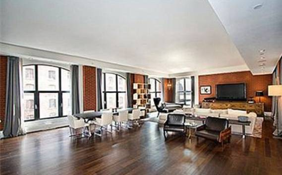 Manhattan apartment