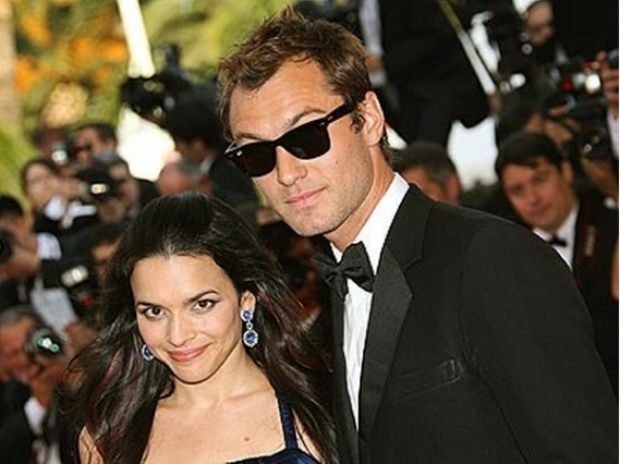 Jude law was seen sporting the Wayfarer at an award night, which matched his chosen attire