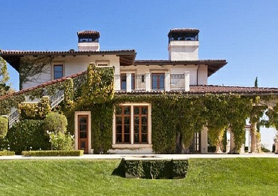 Seal's Brentwood mansion