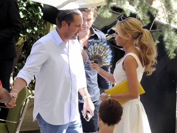 James Stunt marries to the apple of the Formula One boss' eye Petra Ecclestone