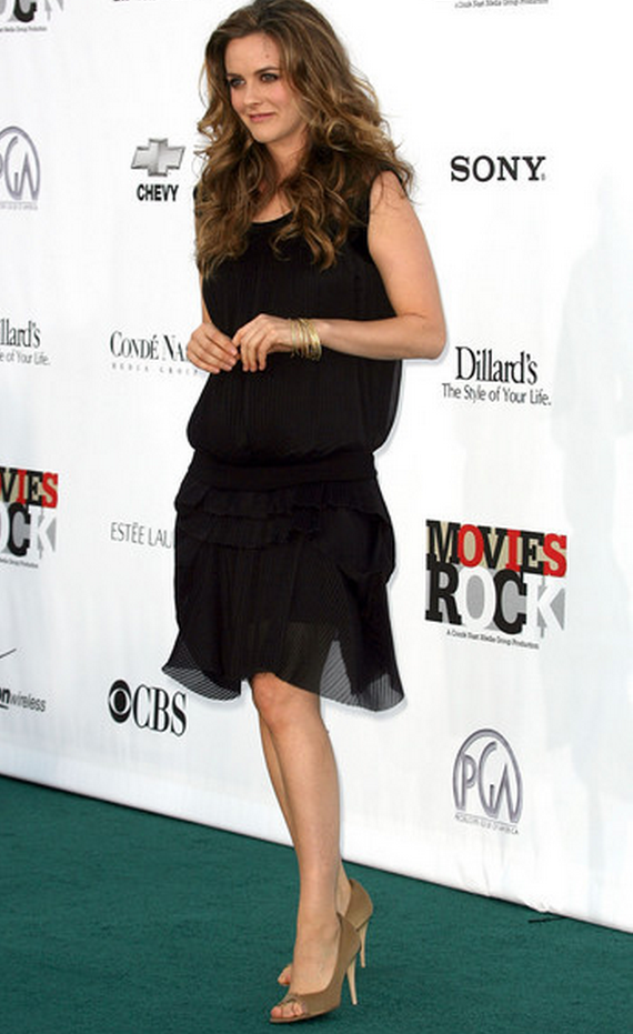"The actress was photographed wearing these expensive bangles in the event"" Movies Rock, a celebration of Music""."