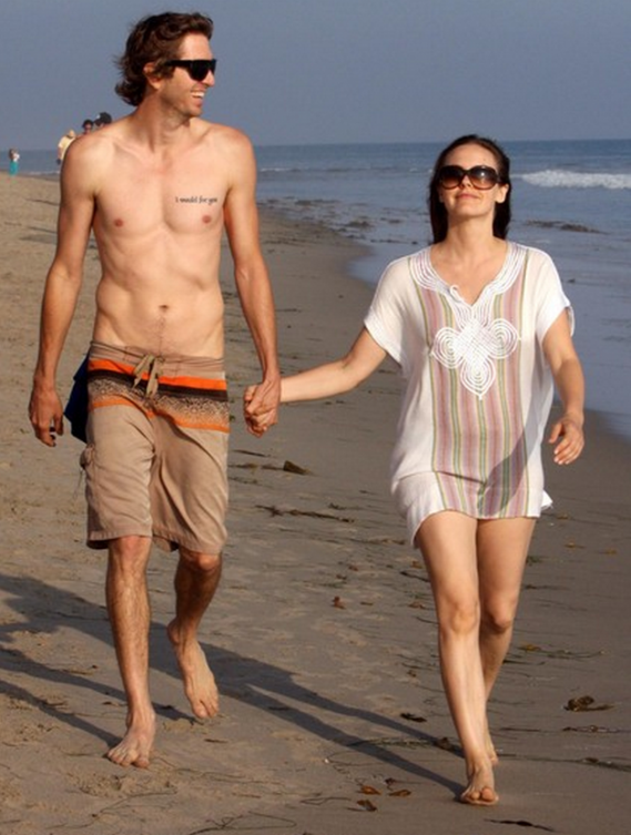 Alicia Silverstone And Christopher Jarecki on vacations