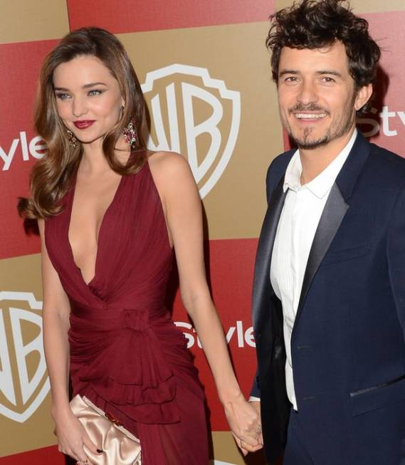 Orlando Bloom supports Red Cross program